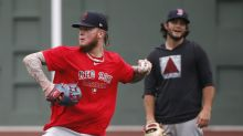Red Sox considering moving Alex Verdugo to leadoff spot, moving Andrew Benintendi down in lineup