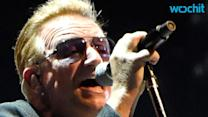 U2 Performs 'Desire' With Local Tribute Act