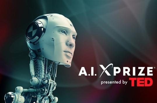 Xprize wants to fund a TED Talk given by artificial intelligence, and you can help