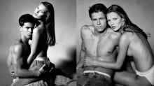 #TBTCalvin Klein's Nineties Seduction with Kate Moss and Mark Wahlberg [Video]