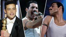 Rami Malek dedicates Golden Globe win for 'Bohemian Rhapsody' to Freddie Mercury