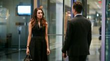 'Suits' Postmortem: Troian Bellisario on Claire's Return, and Those Scenes With Rachel and Mike