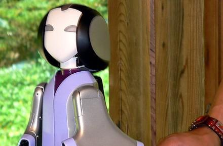 Robo-Garage recreates Murasaki Shikibu in robot form