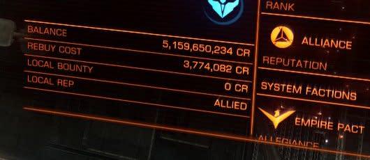 Elite: Dangerous server goes haywire, creates instant billionaires [Updated]