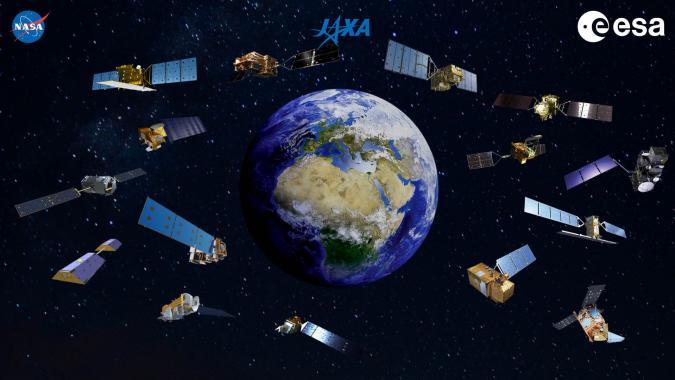 Earth Observation Dashboard