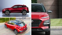 Which Subcompact Crossovers and SUVs are Best? Here Are All 17, Ranked