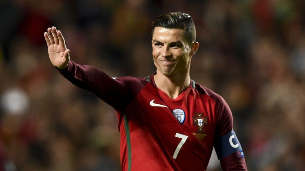 Cristiano Ronaldo salió del campo...¡y Suecia remontó!