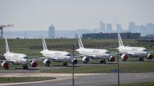 A Roissy, Air France aux petits soins pour ses avions cloués au sol