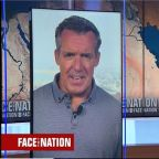 Charlie D'Agata reports on U.S.-Iran tensions