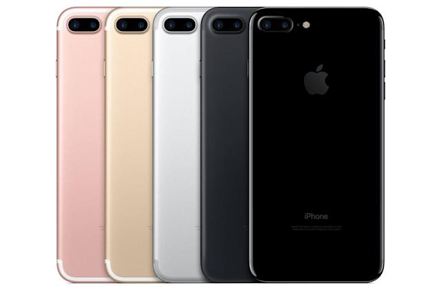 The iPhone 7 Plus vs. the competition: How even is the field?