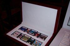 RAM box doubles as DS game case