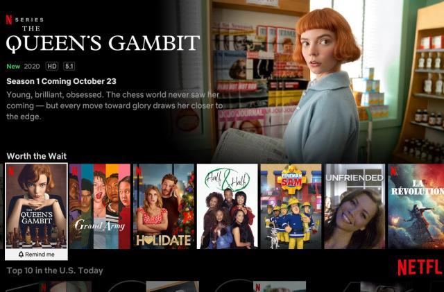 Netflix's new 'Worth the Wait' section teases content up to a year in advance