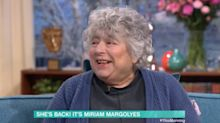 Miriam Margolyes calls herself a 't***' on 'This Morning' as she recalls awkward moment with the Queen