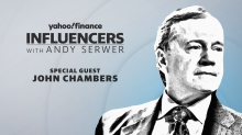 John Chambers joins Influencers with Andy Serwer