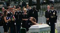 General Killed in Combat Buried at Arlington