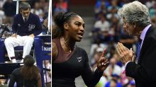 Serena explodes at umpire as US Open final descends into chaos