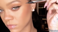 Rihanna's new eyeliner is named for a savage 2011 comeback to a hater