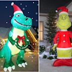 15 of the wildest, most over-the-top giant Christmas inflatables you can find at Home Depot, Amazon, and Ace Hardware right now