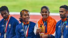 India's 4x400 Mixed Relay Silver Medal at Asian Games 2018 Upgraded to Gold