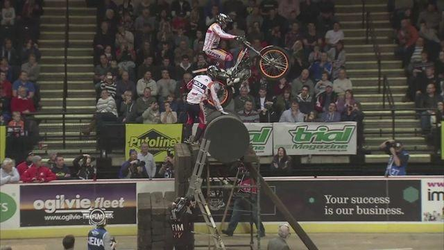 Toni Bou wins opening X-Trial GP in Britain
