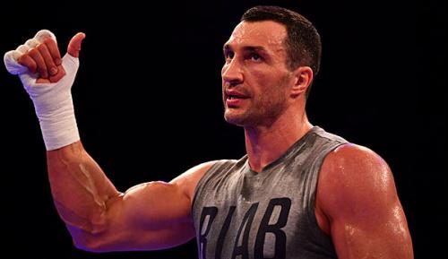 Boxen: Klitschko will Kampf genießen