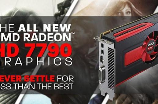AMD intros Radeon HD 7790 graphics card for $149, promises cooler and quieter 1080p gaming
