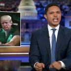 Trevor Noah: 'Trump Lies So Hard It Gives My Brain Whiplash'