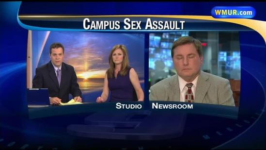 Dartmouth student faces 4 charges of sexual assault