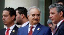 Libya's Haftar rules out Tripoli ceasefire, dismisses U.N.-led talks - newspaper
