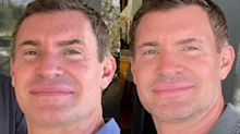 Jeff Lewis Shares Before & After Photo Showing Off Eye Surgery Results