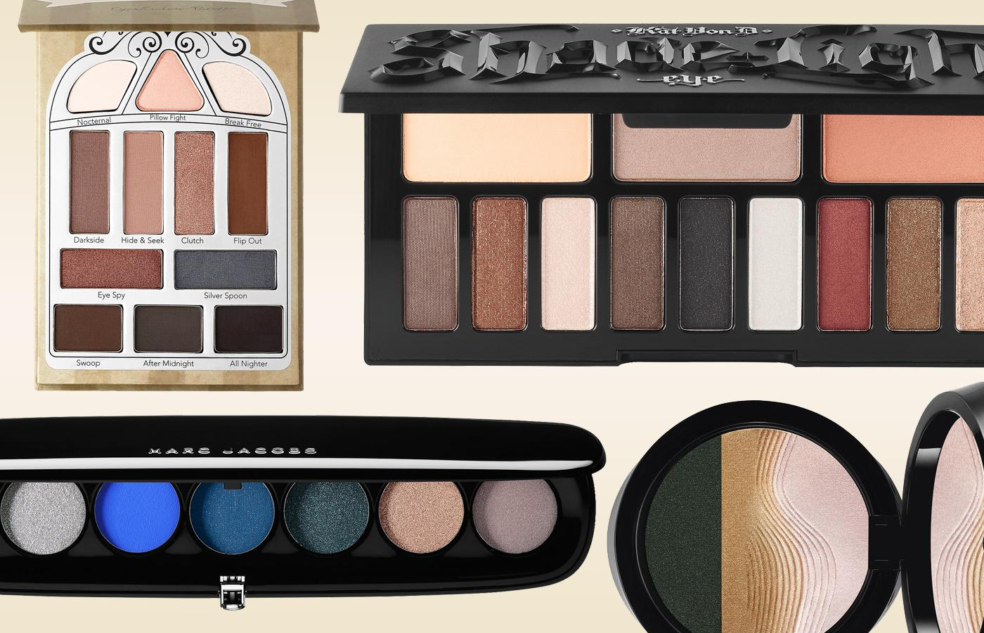 9 New Eyeshadow Palettes To Get You Out Of Your Summer