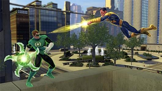 DC Universe Online voice cast revealed, studded with stars