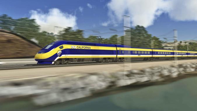 REUTERS/California High-Speed Rail Authority