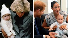 Fans think smiling baby Archie is the spitting image of Prince Harry