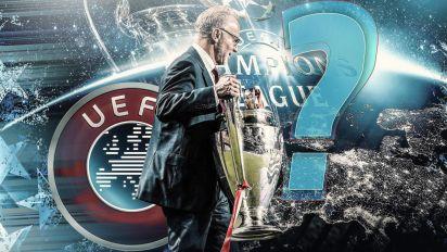 Wird die Champions League jetzt auf den Kopf gestellt?