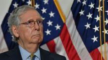 """Mehrheitsführer im US-Senat verspricht """"geordneten Übergang"""" bei Trump-Niederlage"""