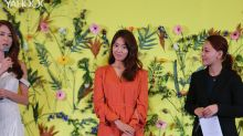 South Korean actress Park Shin-hye in Singapore to celebrate launch of beauty brand Mamonde