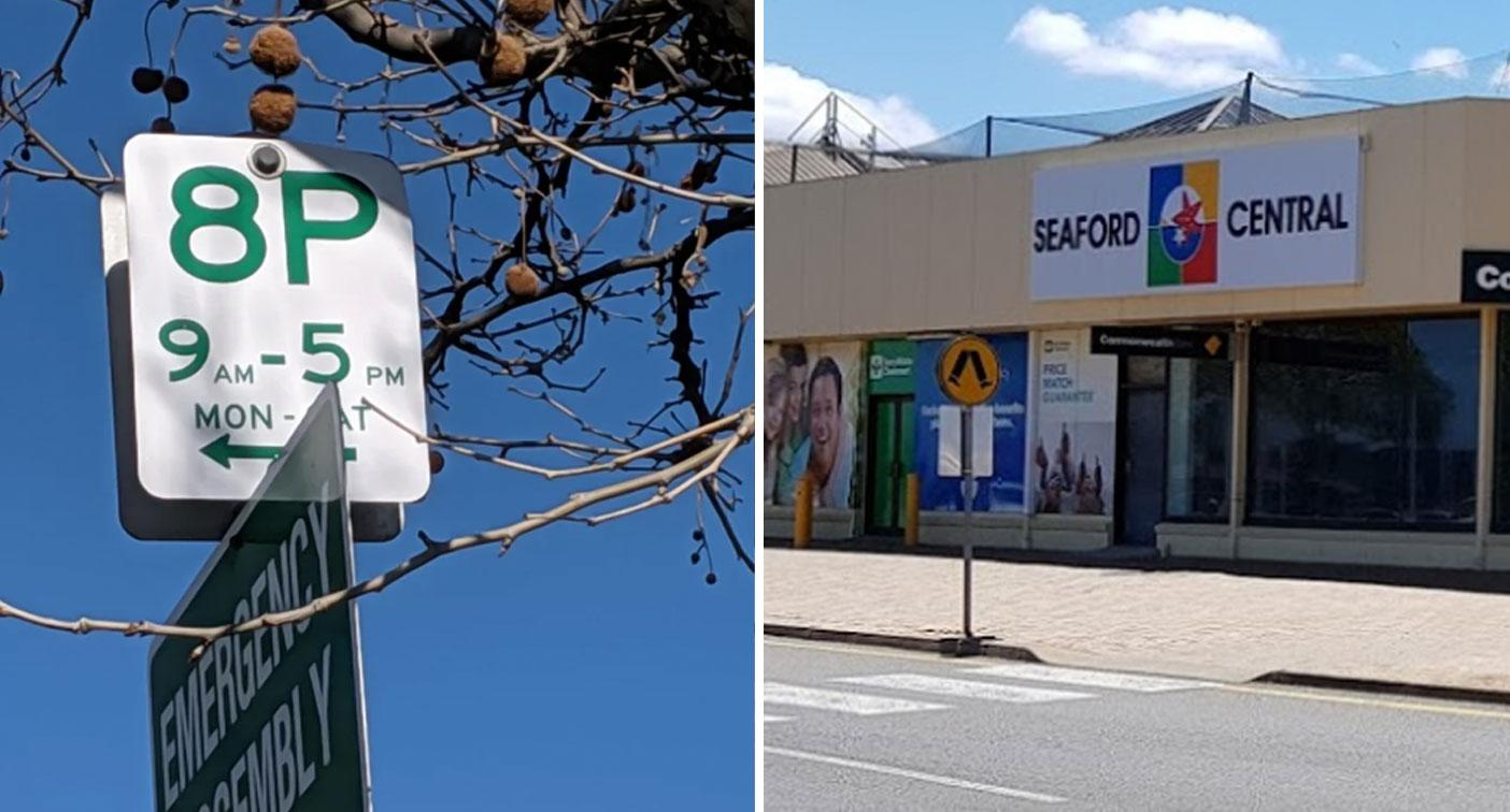 'Cheeky bugger': Adelaide drivers stumped by amusingly 'pointless' parking sign
