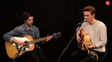 Indie band Stereo Honey perform a Music Box session - watch