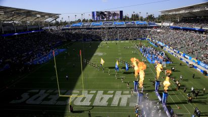 Preseason attendance not a good sign for Chargers