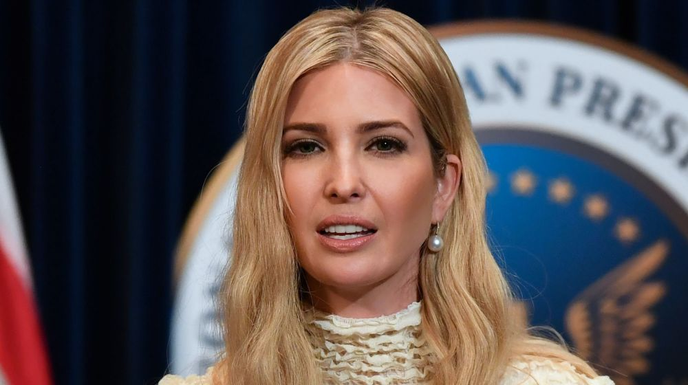 Ivanka Trump's Company Shared Thanksgiving Advice On Twitter. It Did Not Go Over Well.