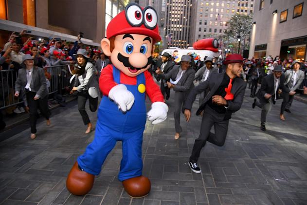 Nintendo might be making an animated 'Super Mario Bros.' movie