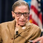 Ruth Bader Ginsburg death - latest: Obama, Biden and world leaders pay tribute to 'truly remarkable' Supreme Court justice