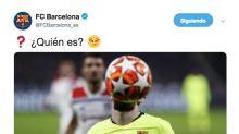 Este tuit del Barça tiene miles de respuestas al momento: podía pasar y ha ocurrido
