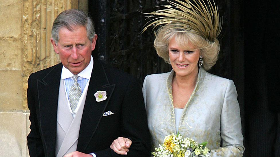 Prince Charles banned gifts at second wedding to avoid 'embarrassment'