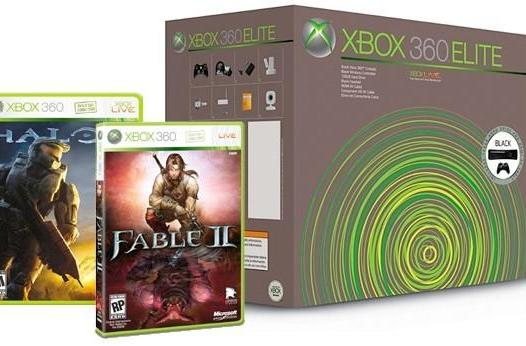 Xbox 360 Elite bundle rumored to include Halo 3 and Fable 2 for $400