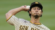 Darvish dominates, Myers powers Padres past Pirates 6-2