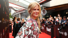 Exclusive: Nicole Kidman responds to Oscars buzz