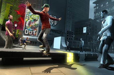 Preview: Shaun White Skateboarding