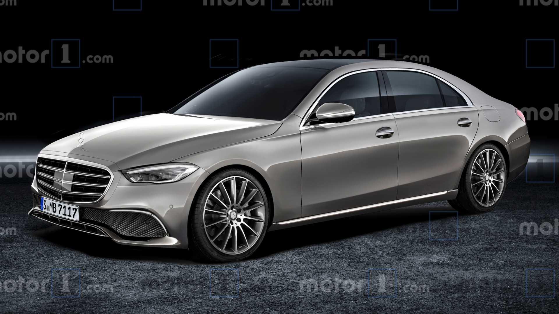2021 Mercedes S Class Release Date